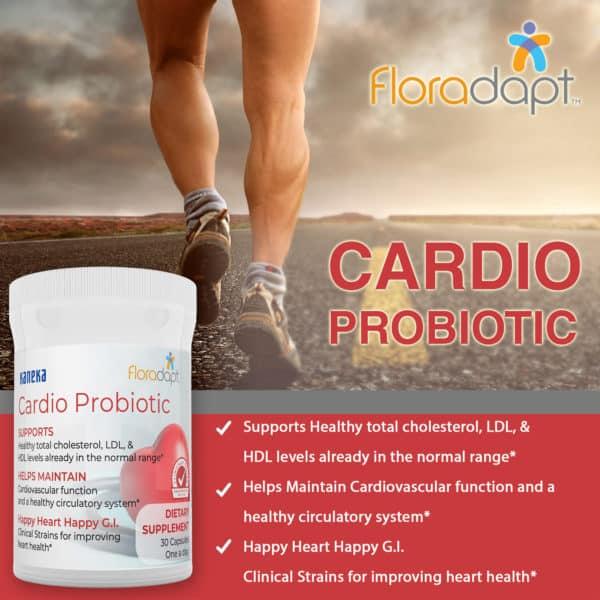 best heart probiotic capsules