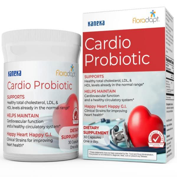 probiotics and cardiovascular health